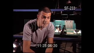 5ive (five)-Keep on moving (cd:uk video shooting process 1999)