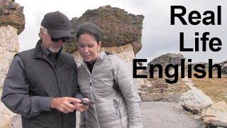 Real Life English Conversation: Colorado Mountains -- American English