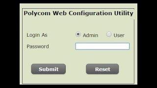 vvx 201 web interface - मुफ्त ऑनलाइन वीडियो