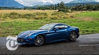 2015 Ferrari California T | Driven: Car Review | The New York Times