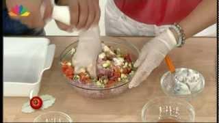 Ο κεφτές της τεμπέλας | Χορτόπιτα γυριστή | Αρνάκι από τη Σμύρνη