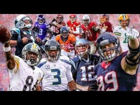 NFL PUMP UP 2017