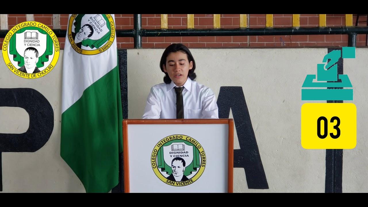 Candidato Contraloría - Edgar Eduardo Vecino