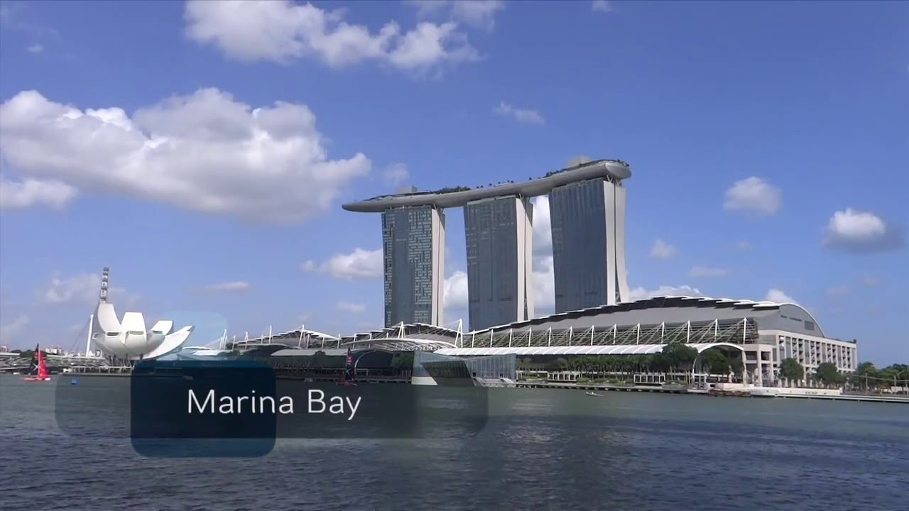 Walk in the city: Singapore