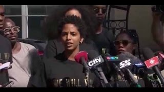 Janaya Khan - Blackness Yes Has Been Erased By Gay Pride Toronto | Black Lives Matter