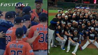 MLB.com FastCast: Astros, Dodgers move on: 10/8/18