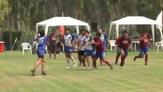 preview picture of video '2013 04 27 Rugby USIL vs UTP 1er T'