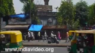Shaking Minarets and Camel cart, Gujarat