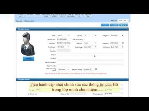 Hướng dẫn sử dụng phần mềm SMAS 3.0
