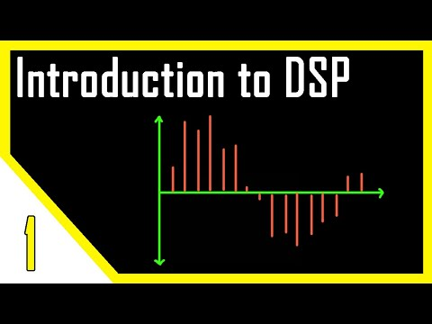Introduction to Digital Signal Processing | DSP
