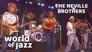The Neville Brothers • 13-07-1986 • World of Jazz