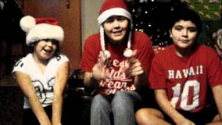 Red white and you -christmas video