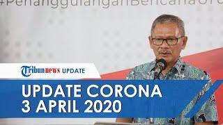 UPDATE Kasus Virus Corona di Indonesia, Ada Hampir 200 Kasus Baru Positif Covid-19 dalam Sehari