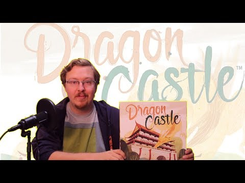 How to Play Dragon Castle by CMON Games