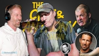 Opie & Anthony: Rich Vos, Colin Quinn Calls-In (10/10/13)