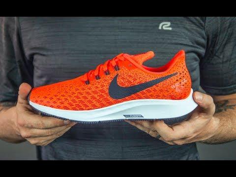Men's Nike Pegasus 35   Fit Expert Shoe Review