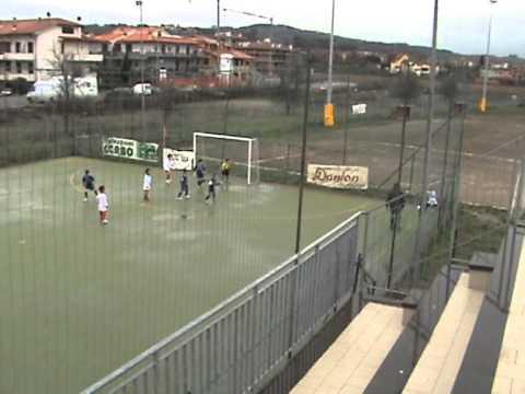 Preview video GIGLIO ROSSO - PONZANO 02/03/2008