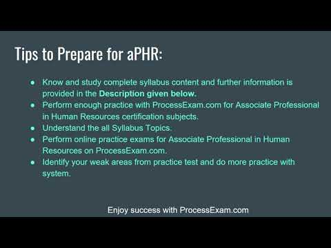 How to Prepare for HRCI Associate Professional in Human ...