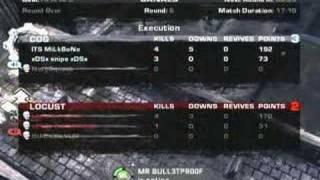 LittleChris VS ITS MiLKbONE and xDSx Snipe xDSx