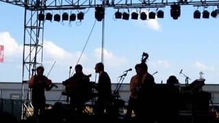 Dead Leaves and Dirty ground - Punch Brothers feat. Chris Thile - Mile High Music Festival 2010