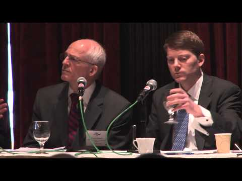 Q&A, Session 3: The Higher Education Bubble, NAS 2013 Conference