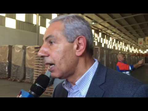 المهندس/طارق قابيل وزير التجارة والصناعة يتحدث عن زيارته لمحافظة المنيا