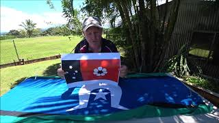 Australian Flag Presentation Part 2 State Flags and Military Ensigns