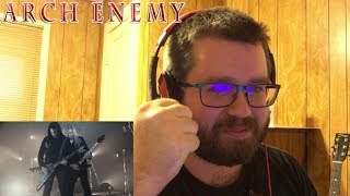 ARCH ENEMY - The World Is Yours (OFFICIAL VIDEO) Reaction!