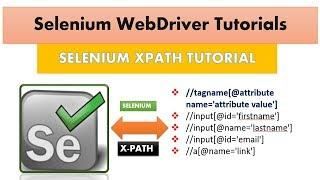 Complete Selenium XPATH Tutorial Examples