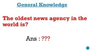 Top Most Repeated Solved General Knowledge MCQS From Past