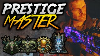 Black Ops 3 Zombies: PRESTIGE MASTER GLITCH SOLO! UNLIMITED XP! (The Giant Zombies)