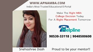 Don't Let Covid-19 Spoil Your MBA Career !! Take Your MBA Admission Decision Today with ApnaMBA