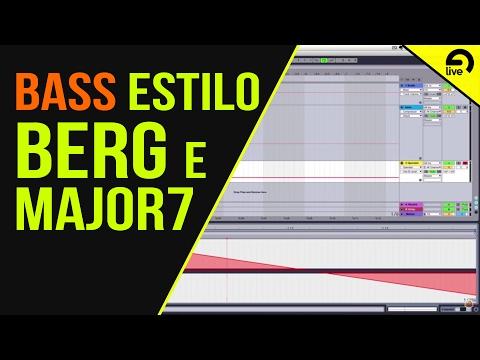 🔈 Pitched Bass Estilo Berg e Major7