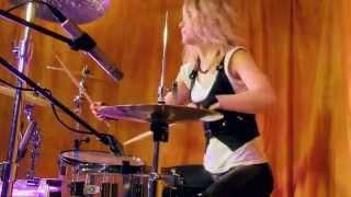Maroon 5 - Harder To Breathe (DRUMCOVER by VERONIKA LUKESOVA)