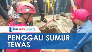 Dua Penggali Sumur di Sukabumi Tewas, Satu Orang Sempat Ingin Menolong Tapi Ikut Terjatuh
