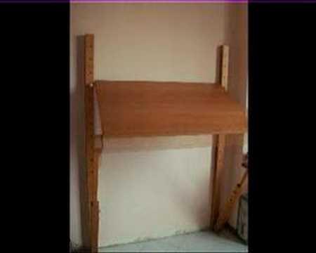 Tavolo da disegno ultra basculante