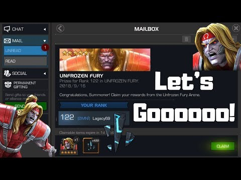 5* Omega Red Arena Results! 24 Hour Stream! - Marvel Contest of Champions