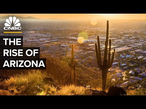 Why Arizona Is Becoming A Hotbed For Tech