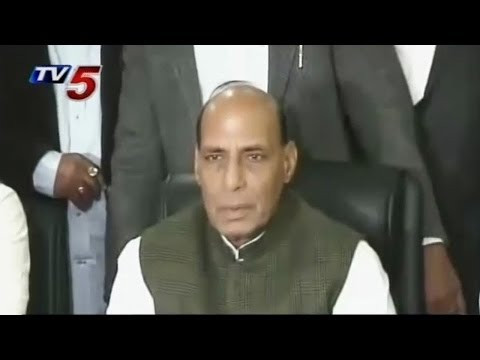 We Support On T Bill - Rajnath Singh