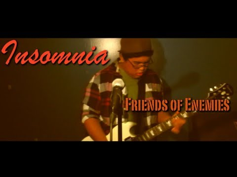 Friends Of Enemies- Insomnia Official Music Video