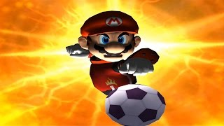 Mario Smash Football ::: First 30 Minutes ::: Gameplay ::: Nintendo GameCube