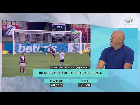 COMENTARISTAS OPINAM SOBRE ÚLTIMA RODADA DO BRASILEIRÃO | JOGO ABERTO