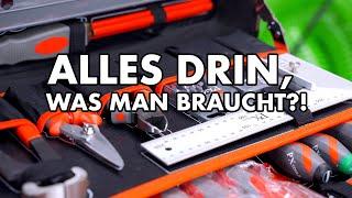 Alles drin, was man braucht?! Werkzeugkoffer, günstige Sägen, Festool-Systainer im Schnellcheck