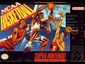 Ncaa Basketball super Nintendo Clemson Tigers At Texas