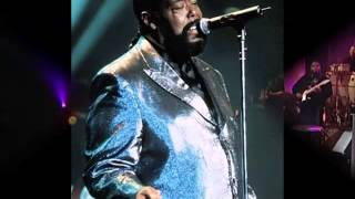 BARRY WHITE/ NEVER NEVER GONNA GIVE YOU UP LIVE