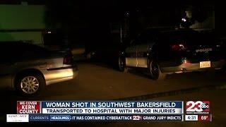 Shooting in southwest Bakersfield