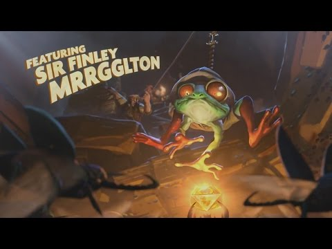 The Story of Sir Finley Mrrgglton