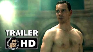 ASSASSINS CREED  Official Trailer 3 2016 Michael Fassbender SciFi Action Movie HD