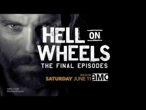 Hell on Wheels Season 5B (Promo 'Love or Hate')