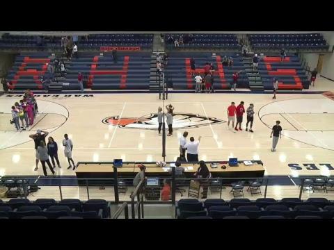 Har-Ber High School Volleyball | Har-Ber vs. Rogers Heritage
